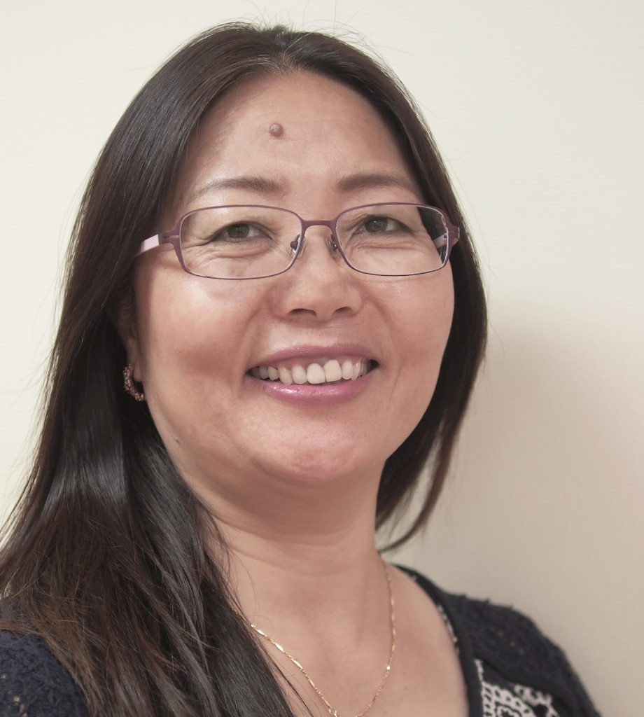 Sue Li, Coordinator for Chinese Languages