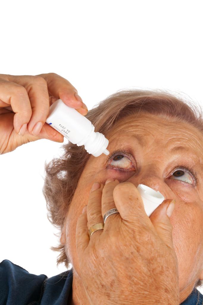 Medicinal for eyes