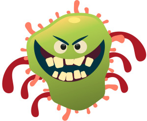 Getting the flu can be a big problem! Protect yourself. Get your flu shot early!