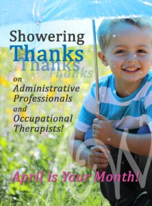 April 27 is Administrative Professionals Day!