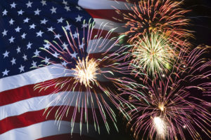 Independence Day is July 4...Time to celebrate!