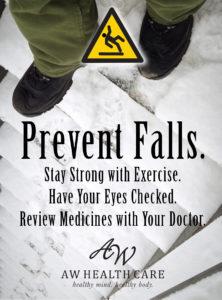 Prevent Falls!