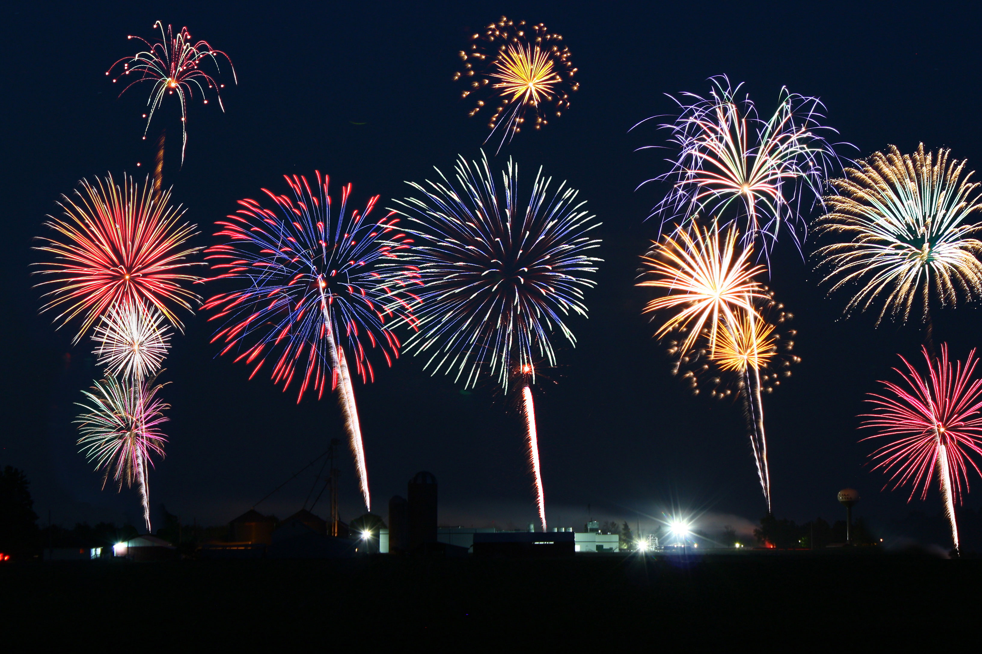 Fourth Of July Fireworks 2014 Wallpaper HD1